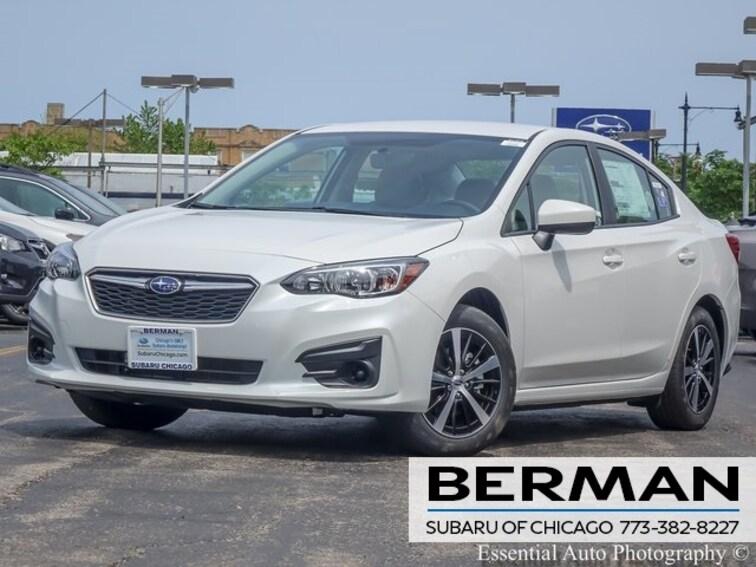 New 2019 Subaru Impreza 2.0i Premium Sedan In Chicago