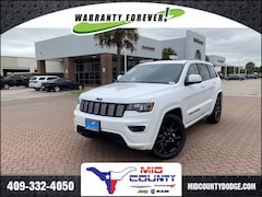 New 2020 Jeep Grand Cherokee ALTITUDE 4X2 Sport Utility For Sale in Port Arthur, TX