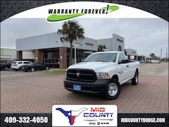 New 2019 Ram 1500 Classic TRADESMAN REGULAR CAB 4X4 8' BOX Regular Cab For Sale in Port Arthur, TX