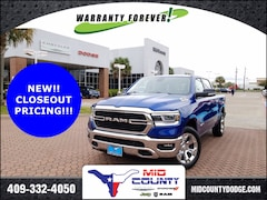 New 2019 Ram All-New 1500 Lone Star Crew Cab For Sale in Port Arthur, TX