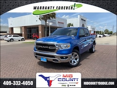 New 2020 Ram 1500 LONE STAR CREW CAB 4X2 5'7 BOX Crew Cab For Sale in Port Arthur, TX