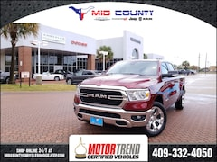 New 2019 Ram 1500 Lone Star Big Horn/Lone Star 4x2 Crew Cab 57 Box Port Arthur