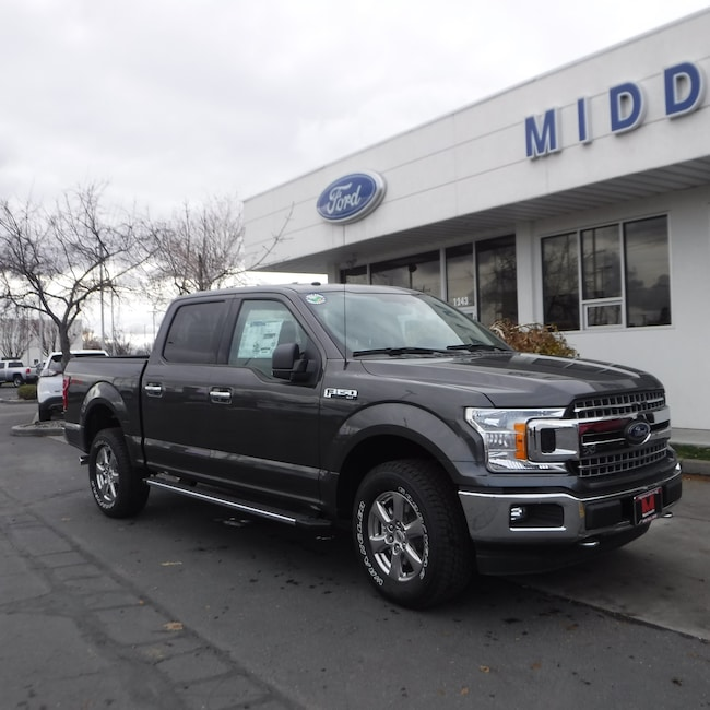 New 2018 Ford F-150 XLT Truck For Sale in Twin Falls, ID
