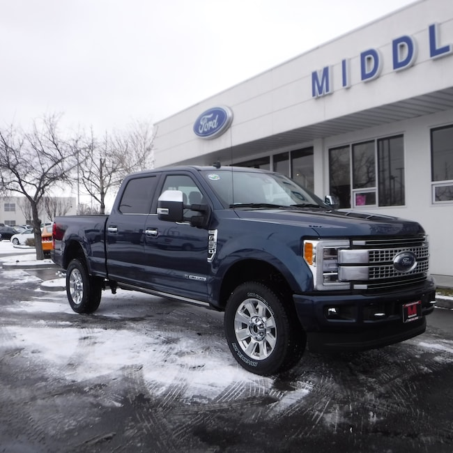 New 2019 Ford Superduty F-250 Platinum Truck For Sale in Twin Falls, ID