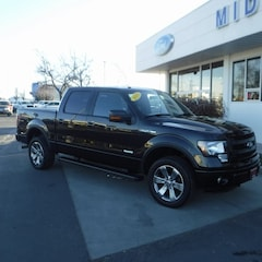 2013 Ford F-150 FX4 Crew Cab Short Bed Truck