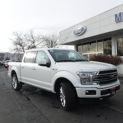 2019 Ford F-150 Limited 4WD Supercrew 5.5 Crew Cab