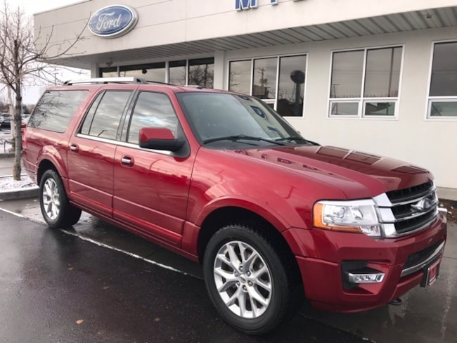 Used 2015 Ford Expedition EL Limited SUV For Sale in Twin Falls, ID