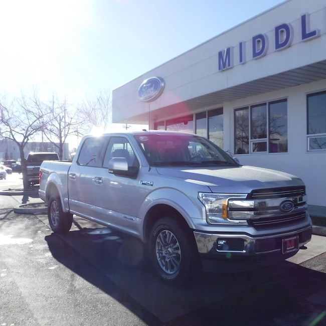 New 2018 Ford F-150 Lariat Truck For Sale in Twin Falls, ID