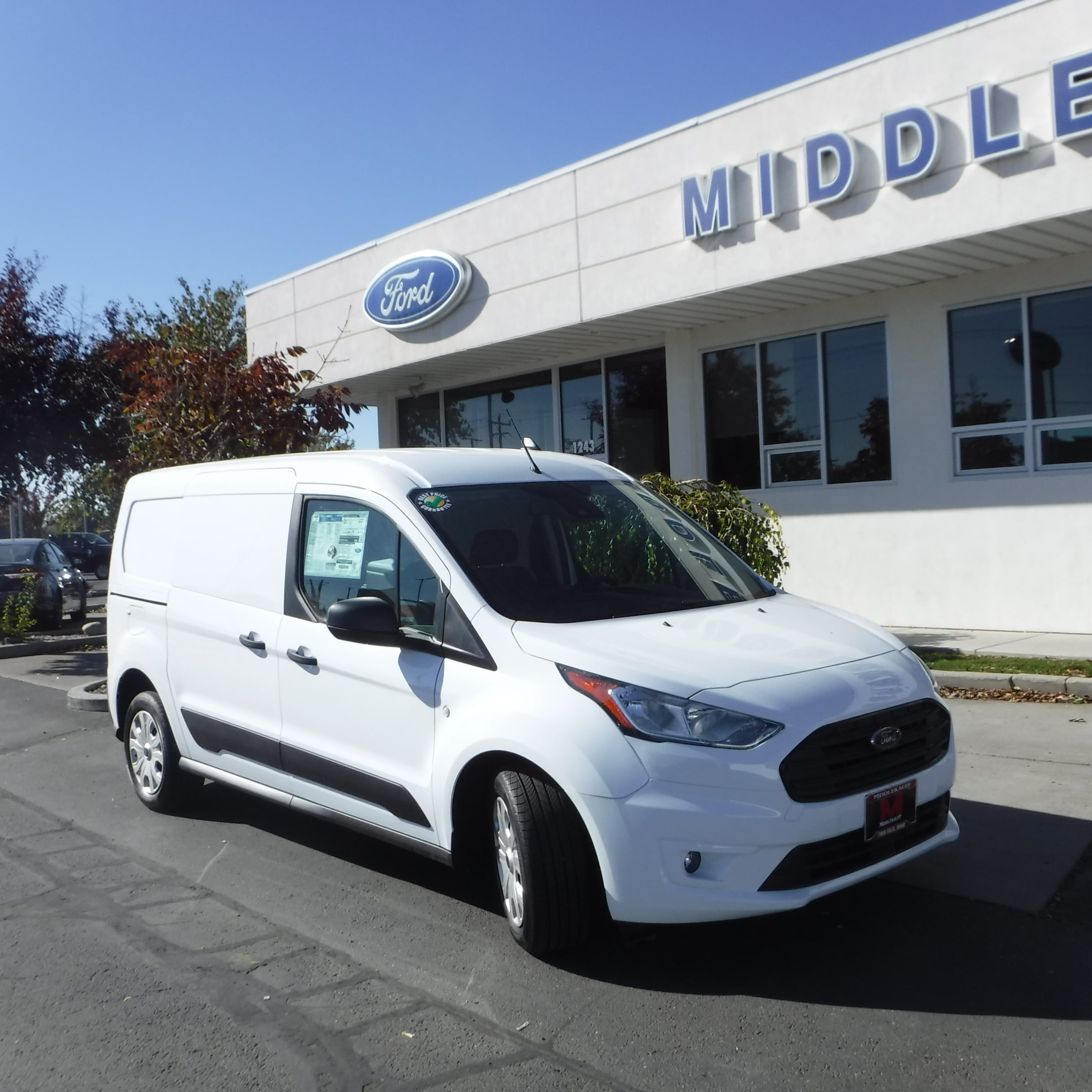 2019 Ford Transit Connect XLT -truck