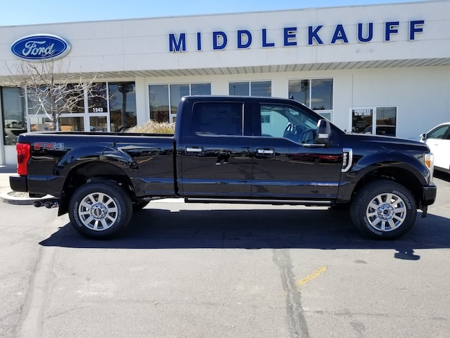 New 2019 Ford Superduty F-250 Limited Truck For Sale in Twin Falls, ID