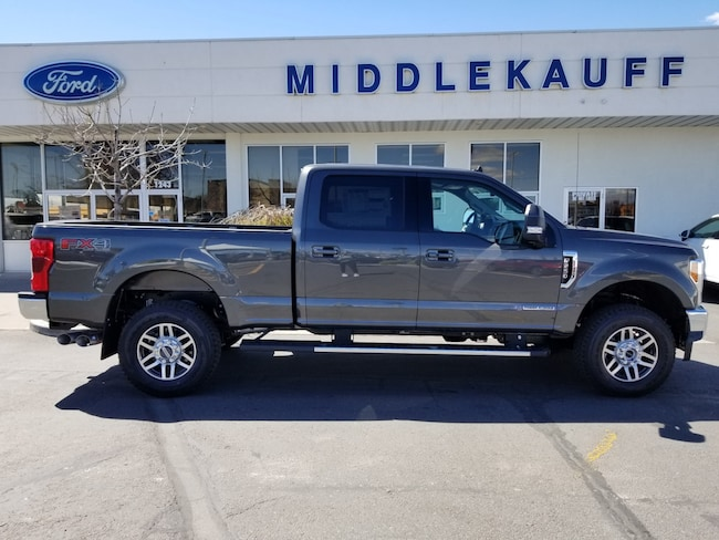 New 2019 Ford Superduty F-250 Lariat Truck For Sale in Twin Falls, ID