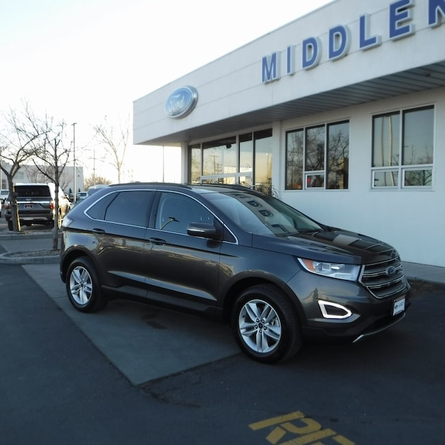 Certified 2015 Ford Edge SEL SUV For Sale in Twin Falls, ID