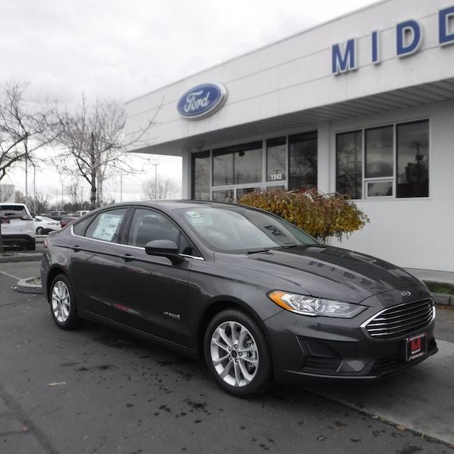 New 2019 Ford Fusion Hybrid SE Sedan For Sale in Twin Falls, ID