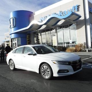 2019 Honda Accord Hybrid Touring Sedan
