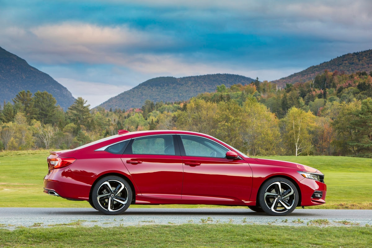 Eight Honda Models Earn Editors Choice Awards From Car Driver
