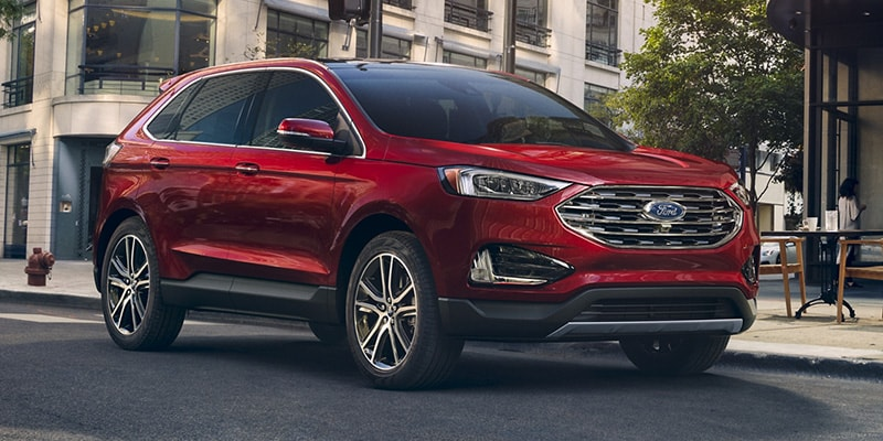 2020 Ford Edge Special Offer