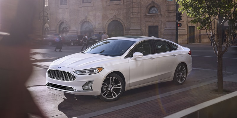2020 Ford Fusion Special Offer