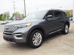 2021 Ford Explorer Limited AWD Limited  SUV