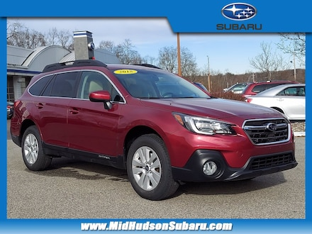 Featured Used 2018 Subaru Outback 2.5i SUV for Sale in Wappingers Falls, NY