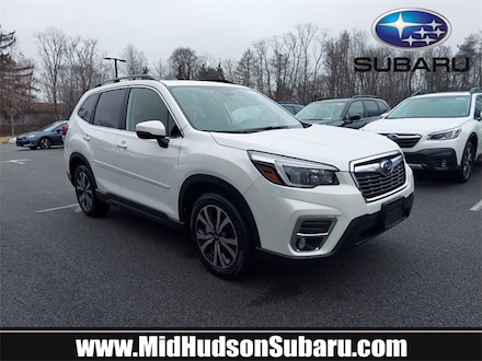 Featured New 2021 Subaru Forester Limited SUV for Sale in Wappingers Falls, NY