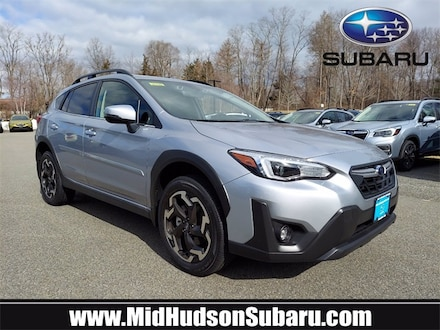 Featured New 2021 Subaru Crosstrek Limited SUV for Sale in Wappingers Falls, NY