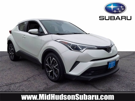 Featured Used 2018 Toyota C-HR SUV for Sale in Wappingers Falls, NY