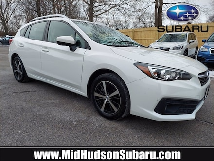 Featured Used 2020 Subaru Impreza Premium Hatchback for Sale in Wappingers Falls, NY