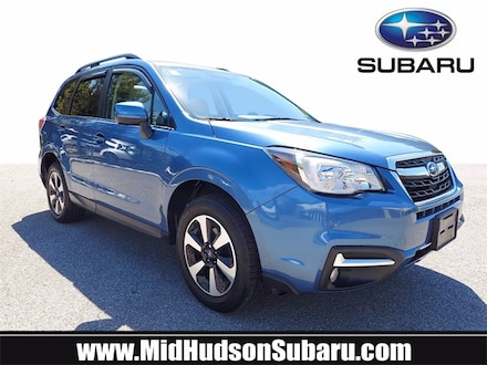 Featured Used 2018 Subaru Forester 2.5i Limited SUV for Sale in Wappingers Falls, NY