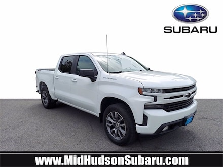 Featured Used 2019 Chevrolet Silverado 1500 RST Truck for Sale in Wappingers Falls, NY