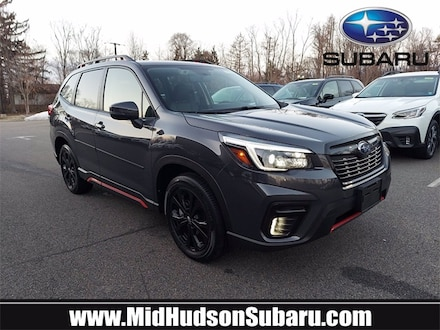 Featured New 2021 Subaru Forester Sport SUV for Sale in Wappingers Falls, NY