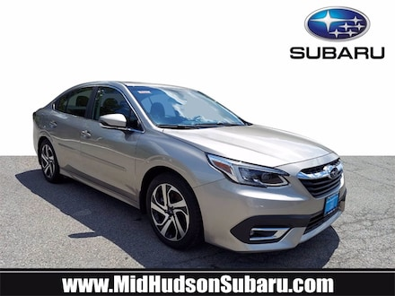 Featured Used 2020 Subaru Legacy Limited Sedan for Sale in Wappingers Falls, NY
