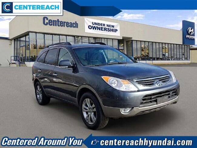 2012 Hyundai Veracruz Limited AWD (A6) SUV