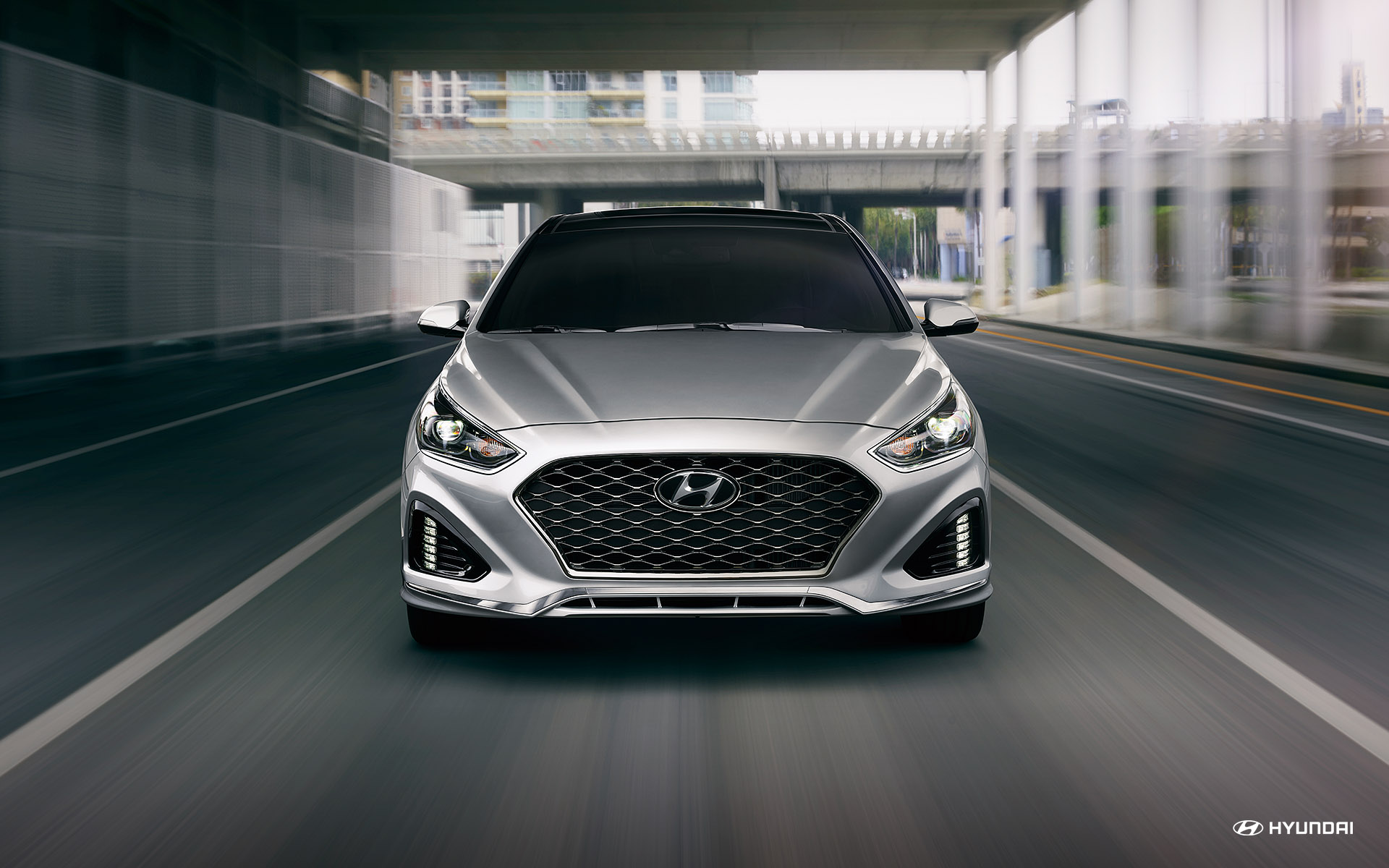 Test drive the 2019 Hyundai Sonata near Medford NY