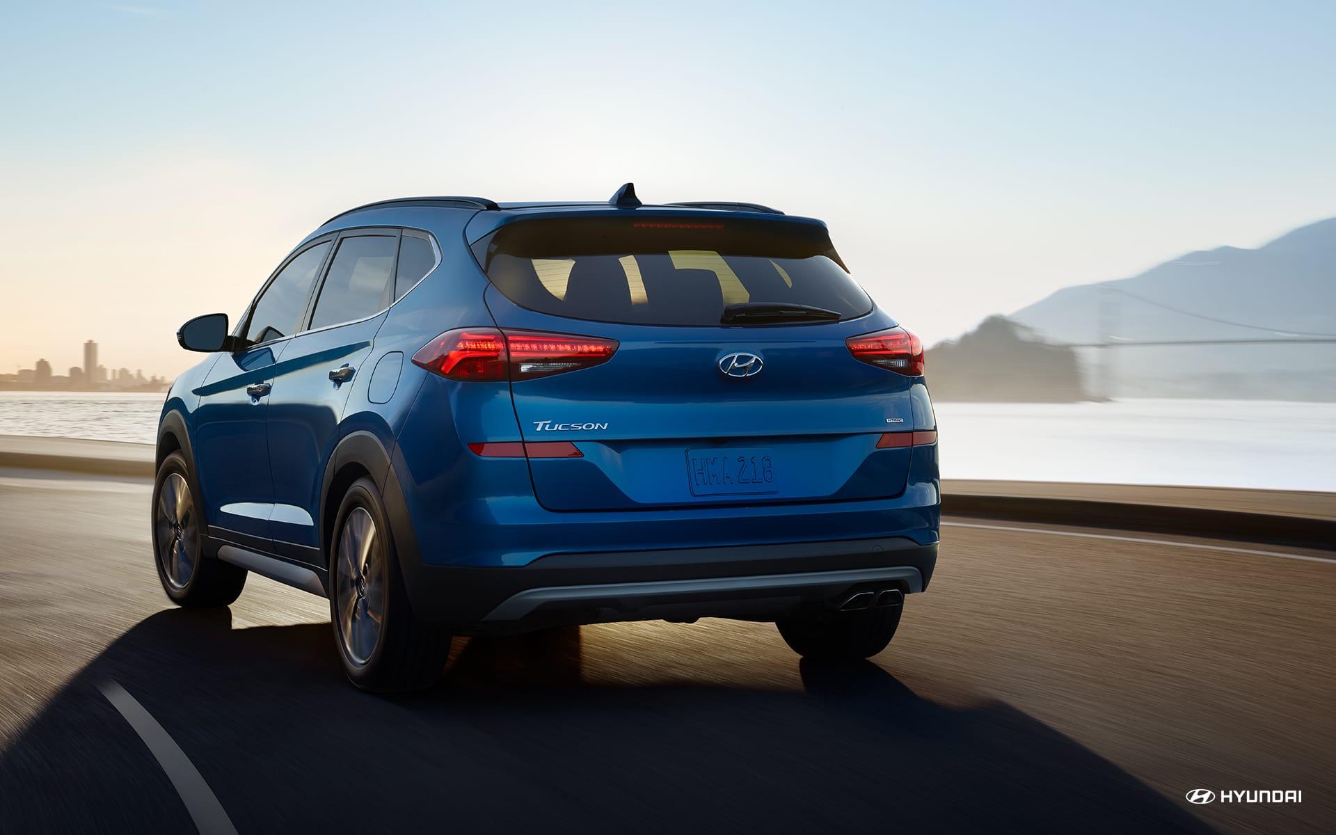 Test drive the 2020 Hyundai Tucson near Huntington NY
