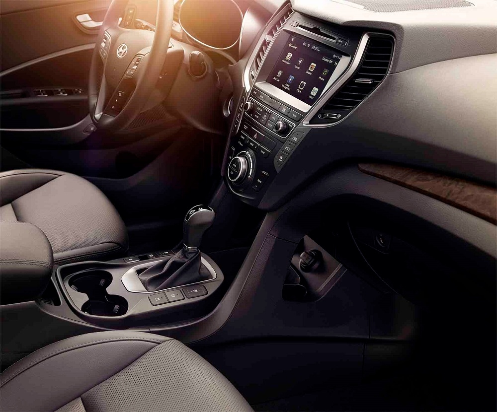 Hyundai Santa Fe Vs Ford Edge Safety