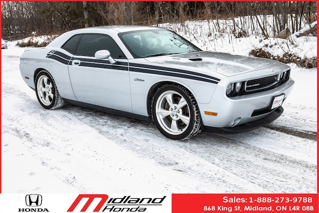 2010 Dodge Challenger R/T Chipped Borla Exhaust Coupe