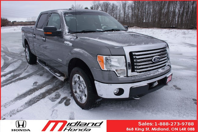 2012 Ford F-150 XLT XTR ONE OWNER LOCAL TRADE Truck