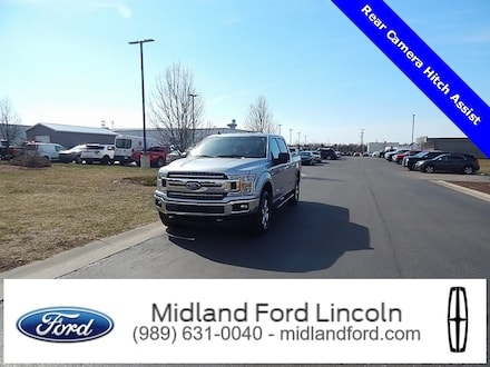 2020 Ford F-150 XLT CREW CAB SHORT BED TRUCK