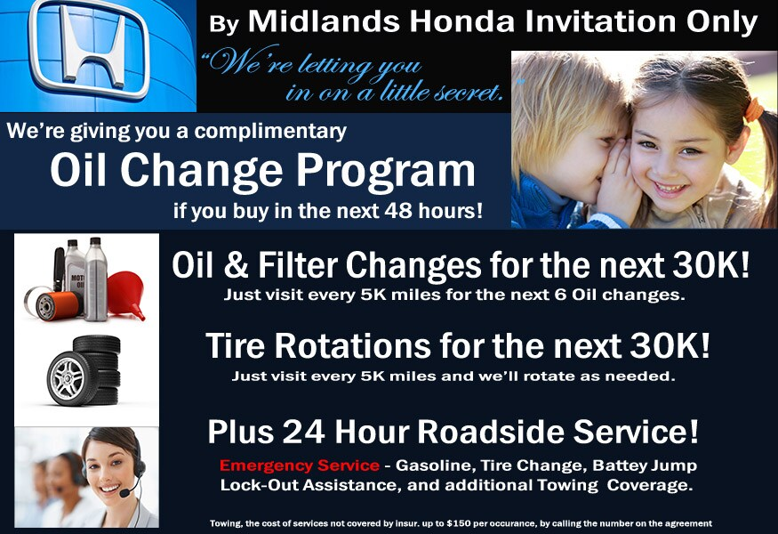24 Hour Oil Change >> Special Guest Invitation Only Oil Change Program Incentive