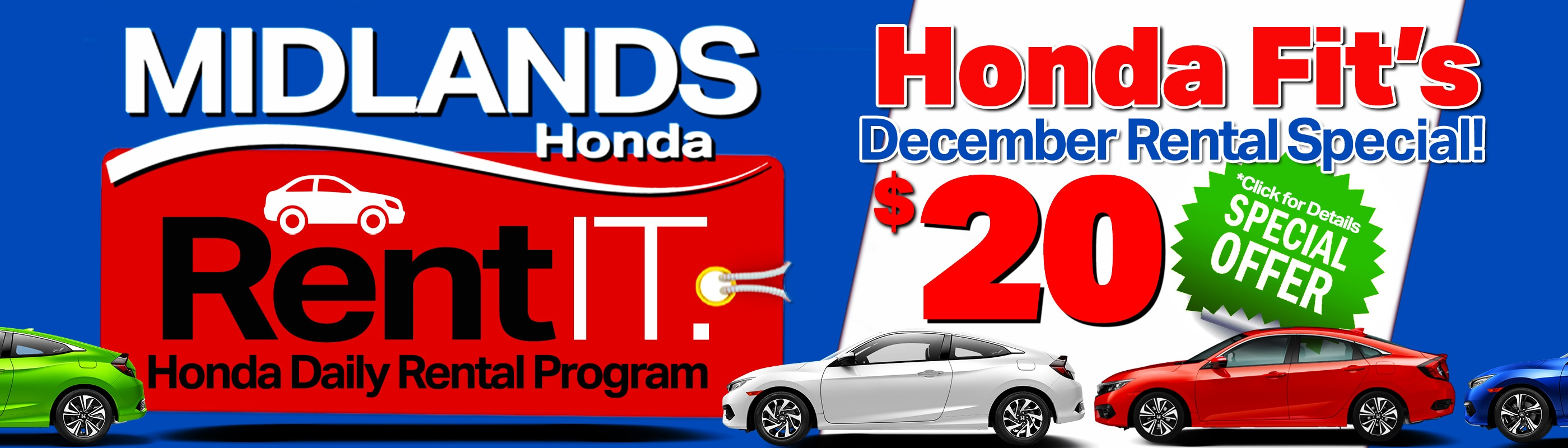 Honda Rental Cars