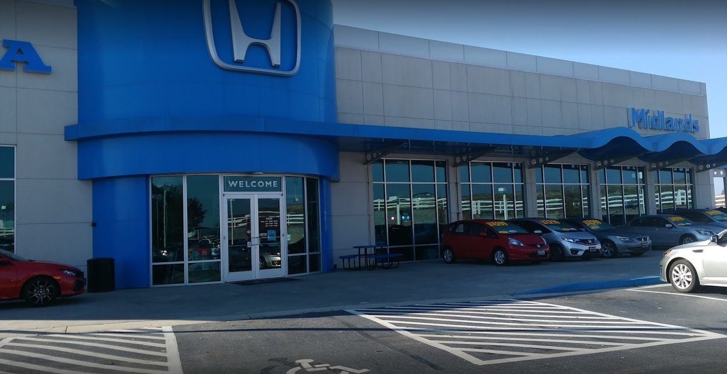 Car Dealerships In Columbia Sc >> Midlands Honda Honda Dealership Columbia Sc Near Lexington