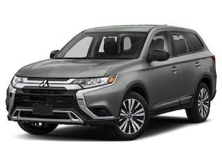 2020 Mitsubishi Outlander EX S-AWC SUV