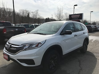 2016 Honda CR-V LX SUV for Sale near Worchester MA