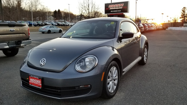 2014 Volkswagen Beetle 1.8T Entry Hatchback