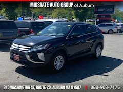 Used 2019 Mitsubishi Eclipse Cross 1.5 ES CUV JA4AT3AA2KZ029674 U199674 in Auburn MA
