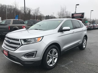 2017 Ford Edge Titanium SUV Near Worcester MA