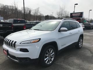2017 Jeep Cherokee Limited SUV for Sale Near Worcester MA
