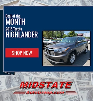 Deal of the Month 2015 Toyota Highlander
