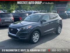 Used 2019 Hyundai Tucson SE SUV KM8J2CA46KU916190 U196190 in Auburn MA