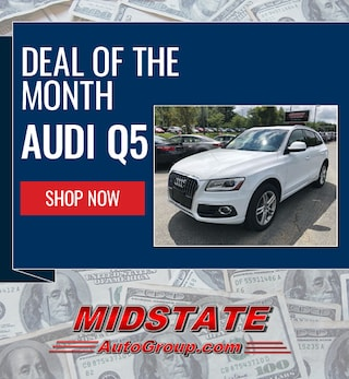 Deal of the Month - Audi Q5
